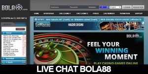 LIVE CHAT BOLA88