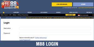 m88 login